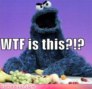 Pic Thread, show yo mug~! - Page 2 Cookie-monster-wtf-is-this