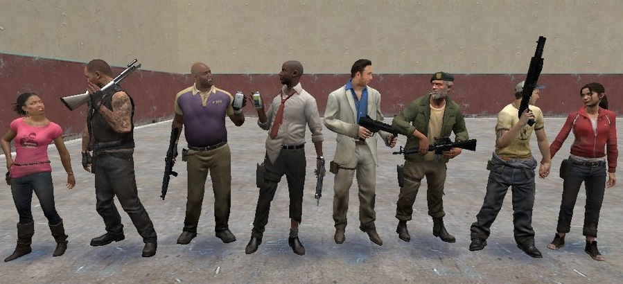 left_4_dead_survivors_by_theonlyepicwolf