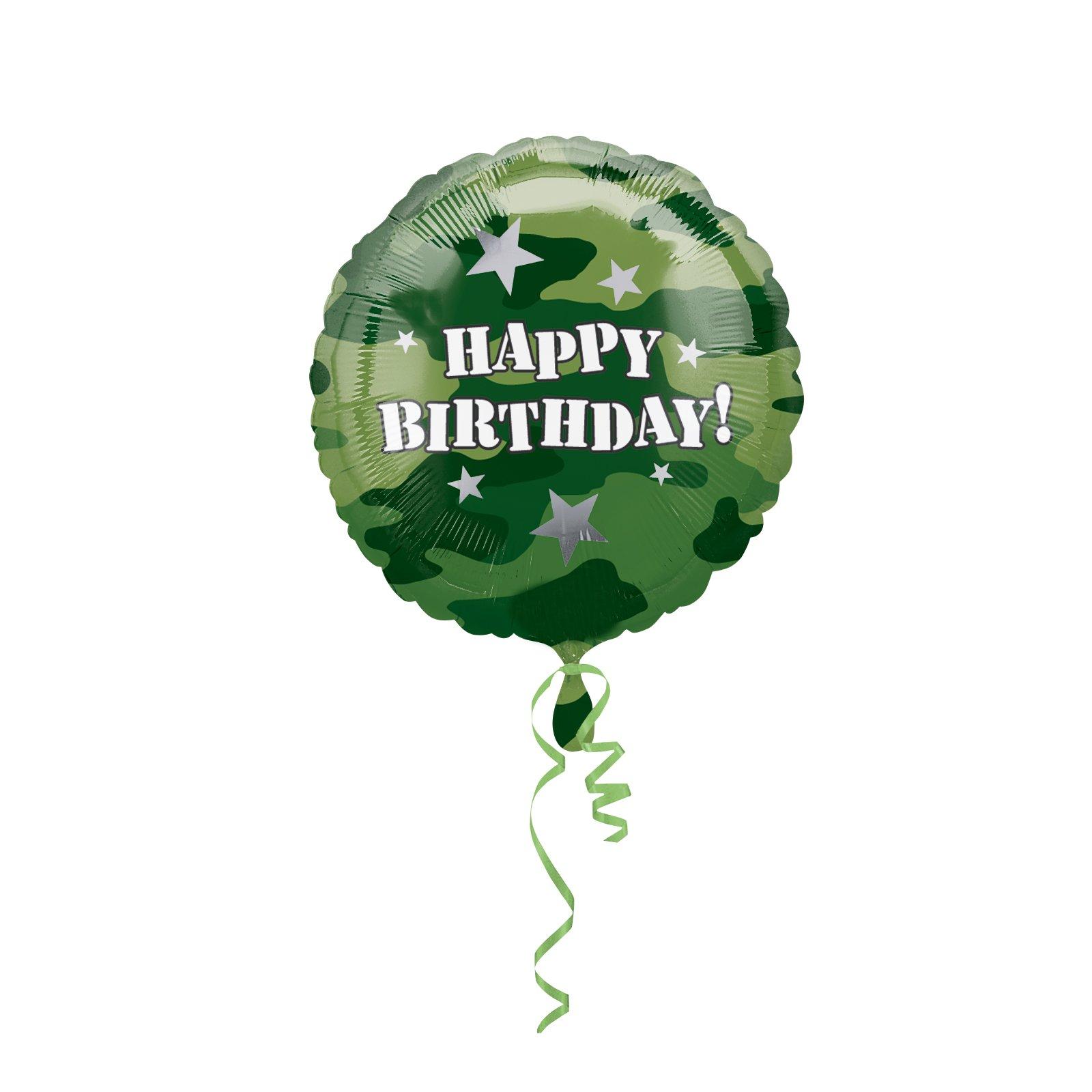 Поздравления с днем рождения для военного