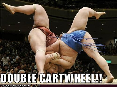 Double Cartwheel