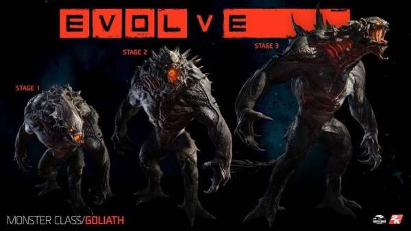 Goliath stages