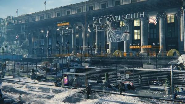 The Division E3 2014