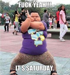 It's Saturday2