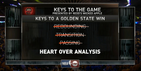 Heart over Analysis